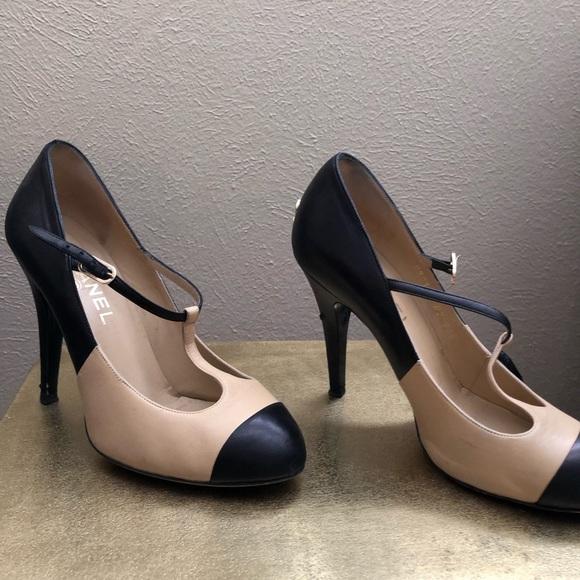 Vintage Chanel Heels | Poshmark
